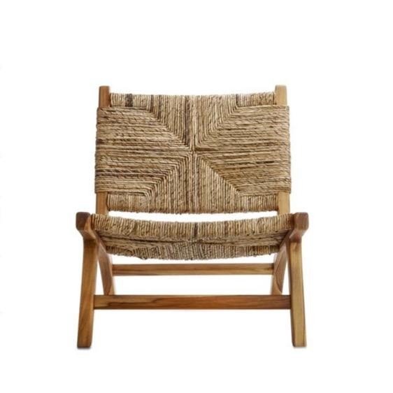 Banana Bark Chair - May Wynn
