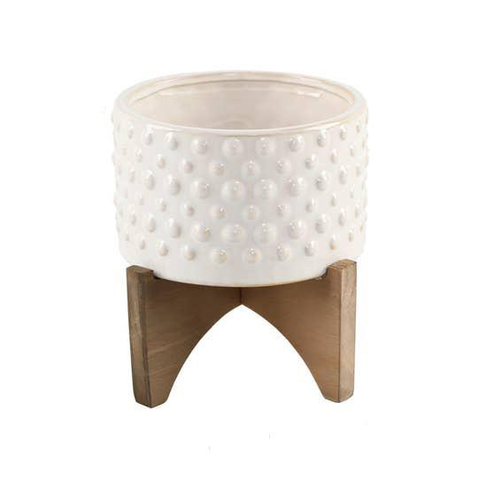 Hobnail Planter - May Wynn