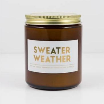 Sweater Weather Candle - May Wynn