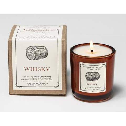 Whisky Candle - May Wynn
