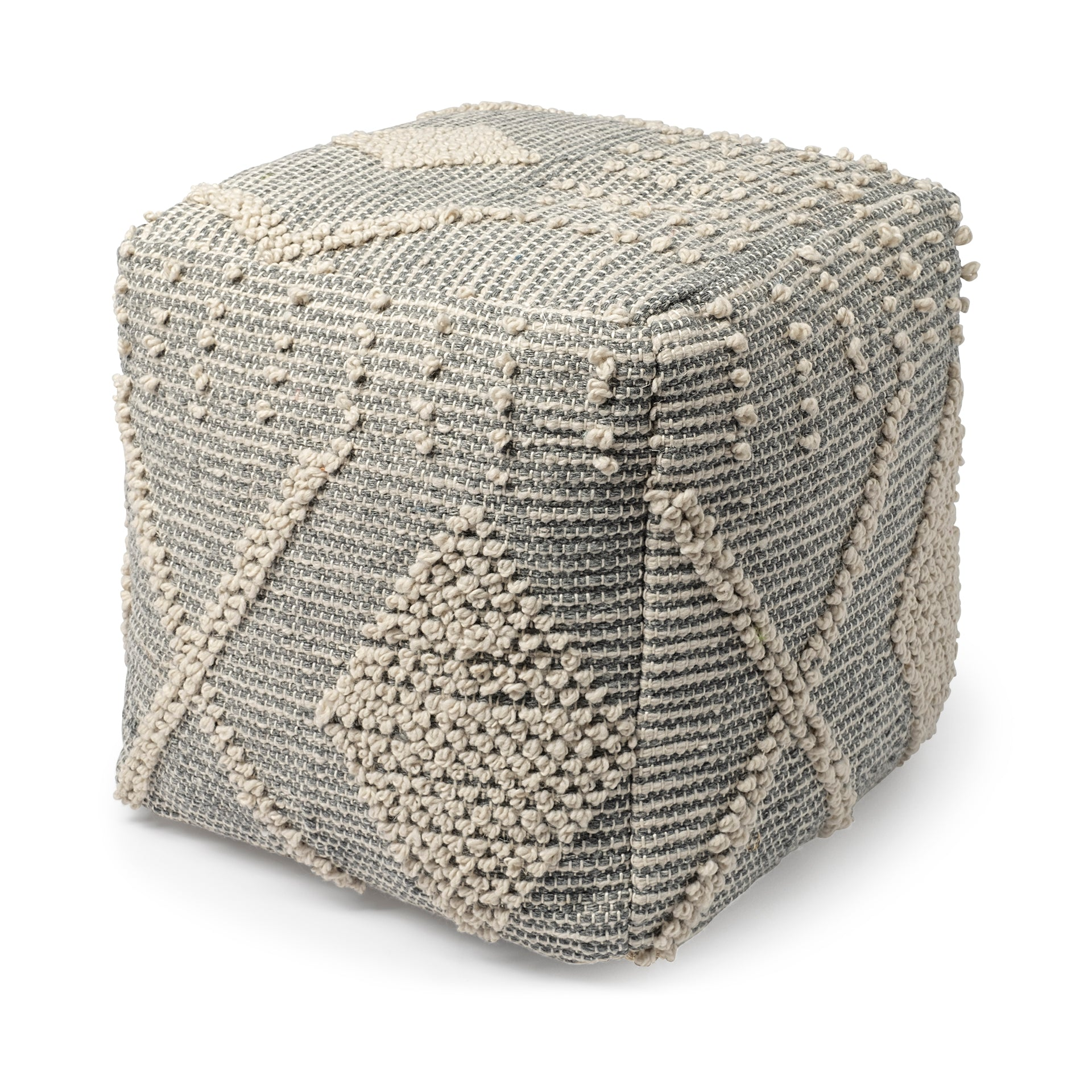 Brinket Square Pouf