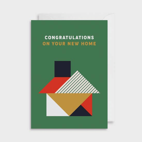 New Home Card - May Wynn