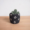 Munazi Basket Planter