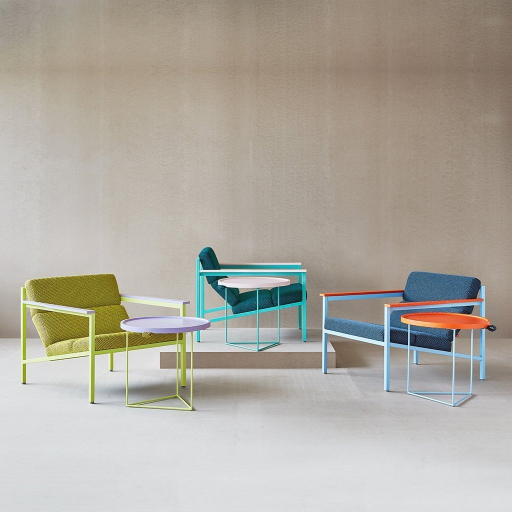 Gus* x LUUM Halifax Chair - May Wynn