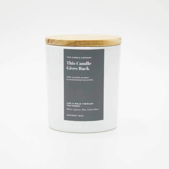 This Candle Gives Back - May Wynn