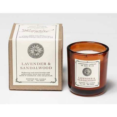 Lavender + Sandalwood Candle - May Wynn