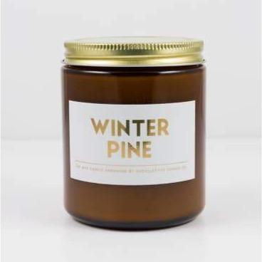 Winter Pine Candle - May Wynn