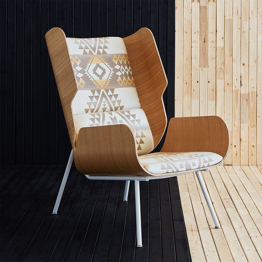 Gus* x Pendleton Elk Chair - May Wynn