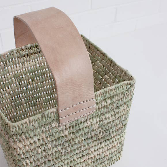 Tall Forage Basket