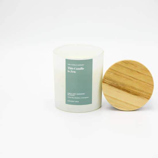 This Candle is Zen - May Wynn