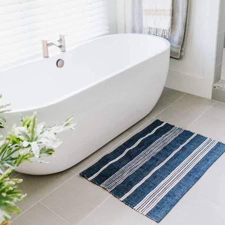 Aden Cotton Bath Mat