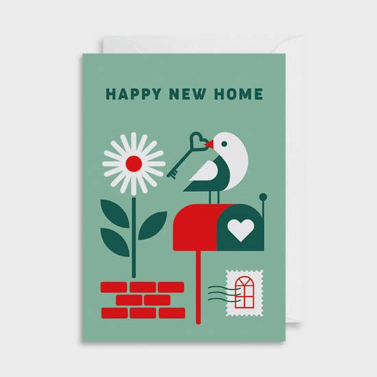 Happy Home Card - May Wynn