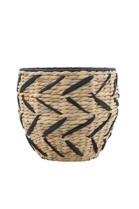 Ellery Seagrass Basket