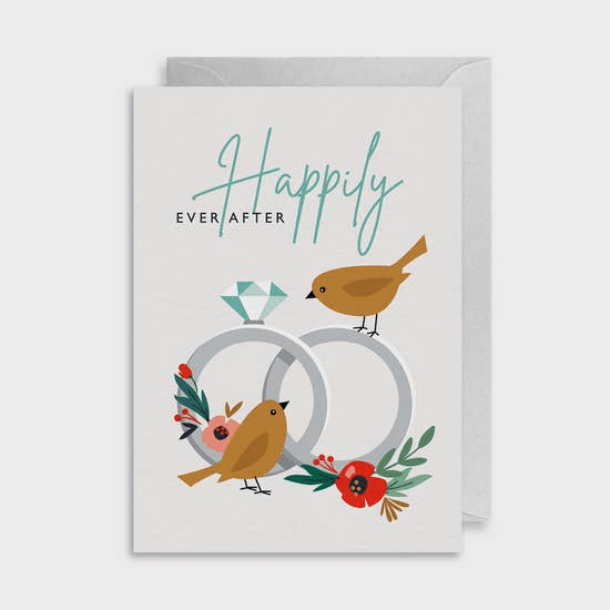 Happily Ever After Card - May Wynn