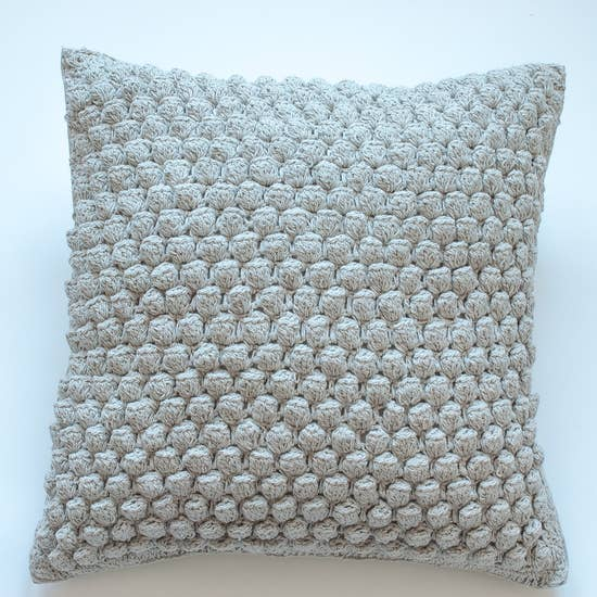 "22"" Pebbled Pillow"