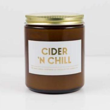 Cider 'N Chill Candle - May Wynn