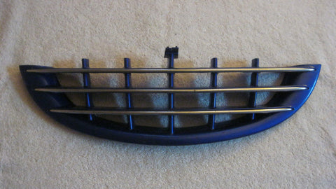 03-05 PT CRUISER FRONT LOWER GRILLE BLUE IN COLOR