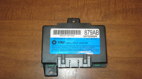 01-05 PT CRUISER POWER DOOR LOCK CONTROLLER - 879 AB --- OEM
