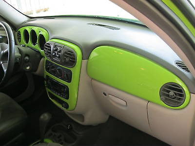 01-09 PT CRUISER  CENTER DASH COVER ---  PAINT TO MATCH