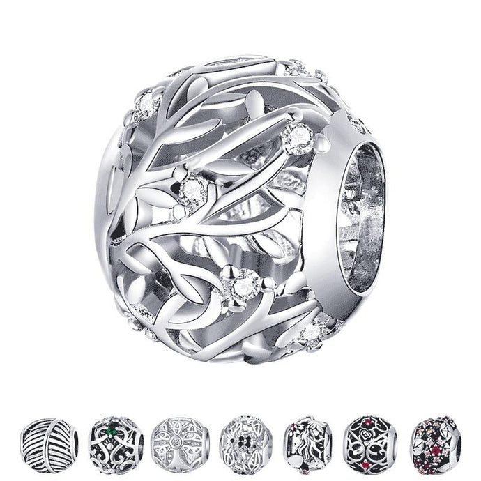 Sterling Silver Bead/Charm - BSC256