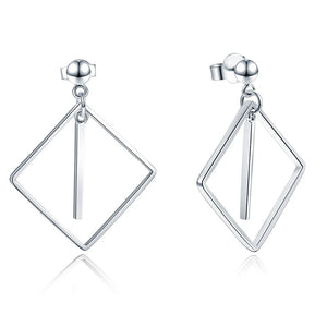 Sterling Silver Earrings - PFE8139