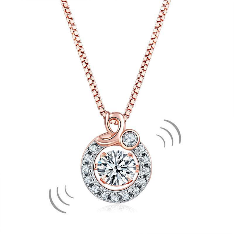 Sterling Silver Necklace - PFN8105