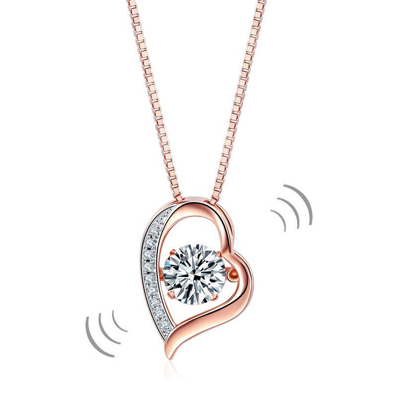 Sterling Silver Necklace - PFN8107