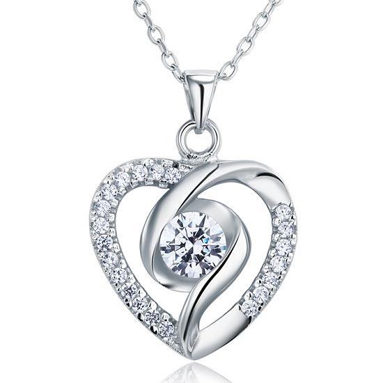 Sterling Silver Necklace - PFN8032