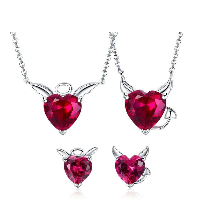 Sterling Silver Jewellery Set - ZH067