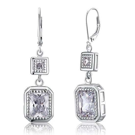 Sterling Silver Earrings - PFE8014