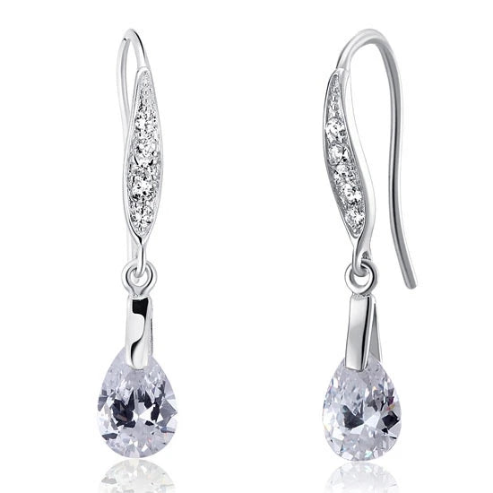 Sterling Silver Earrings - PFE8018