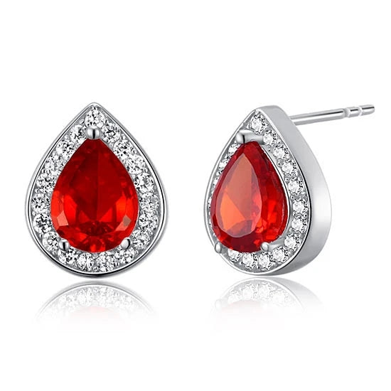 Sterling Silver Earrings - PFE8034