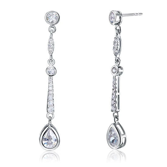 Sterling Silver Earrings - PFE8062