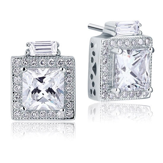 Sterling Silver Earrings - PFE8067