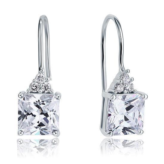 Sterling Silver Earrings - PFE8092