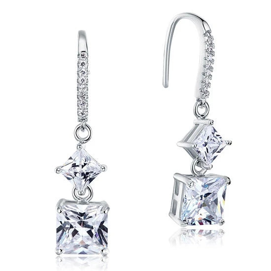 Sterling Silver Earrings - PFE8101