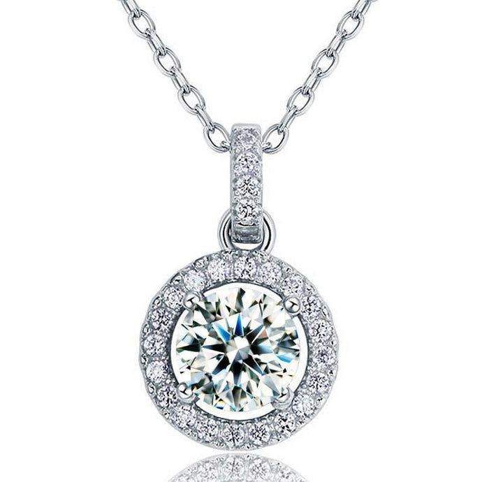 Sterling Silver Necklace - PFN8037