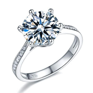 Sterling Silver Ring - PFR8209