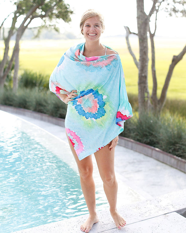 ZAGs UPF50+ Party Poncho