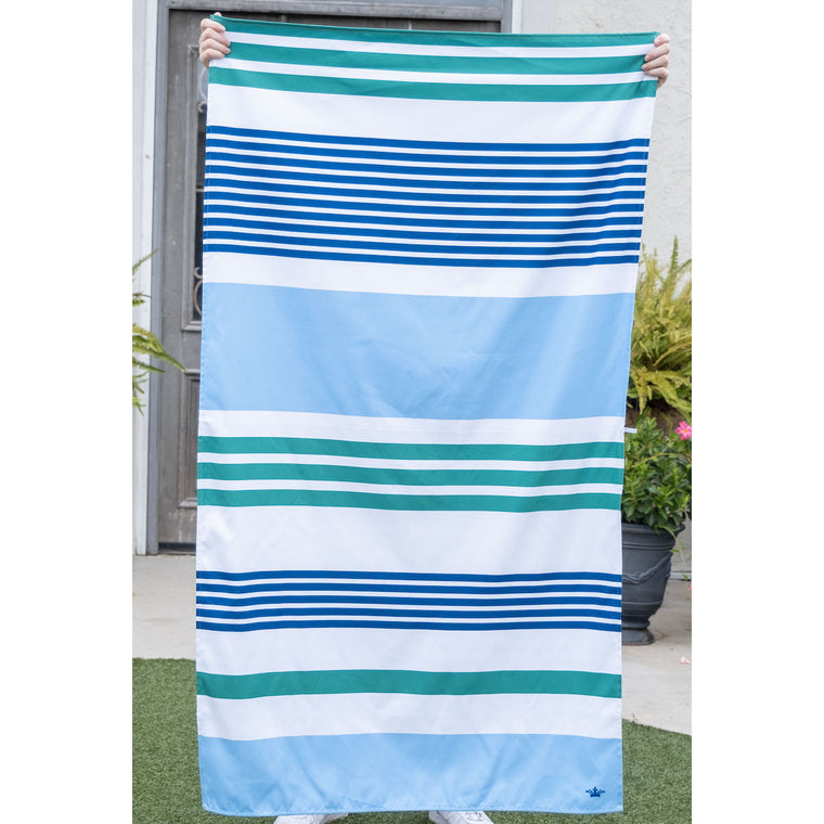 Paradise Stripe Beach Towel
