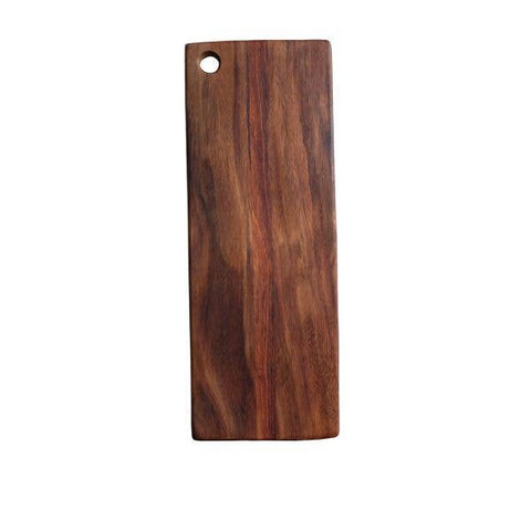 Tall Wooden Charcuterie Board