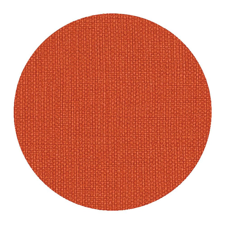 Classic Canvas Orange Coaster