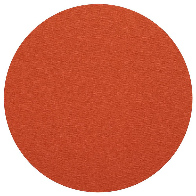 Classic Canvas Orange Placemat