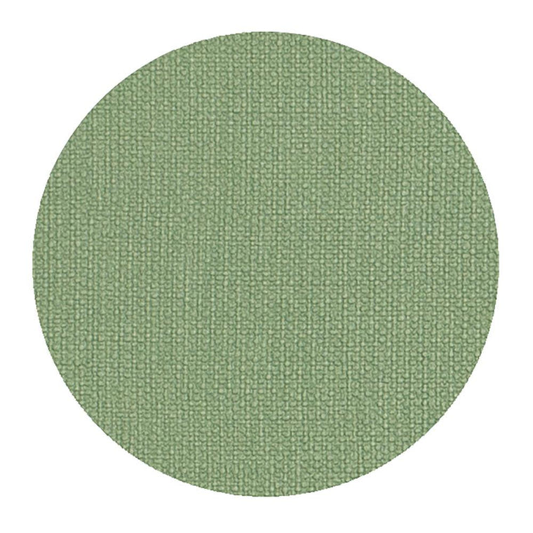 Classic Canvas Moss Green Coaster