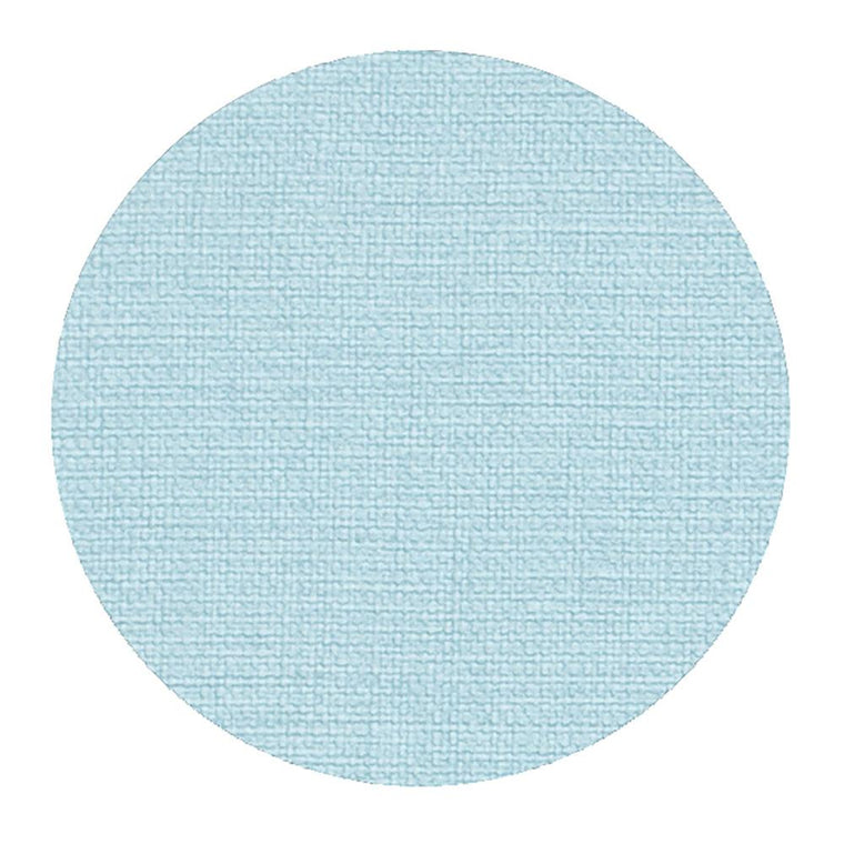 Classic Canvas Aqua Coaster