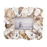 "Oyster Photo Frame 4""x6"""