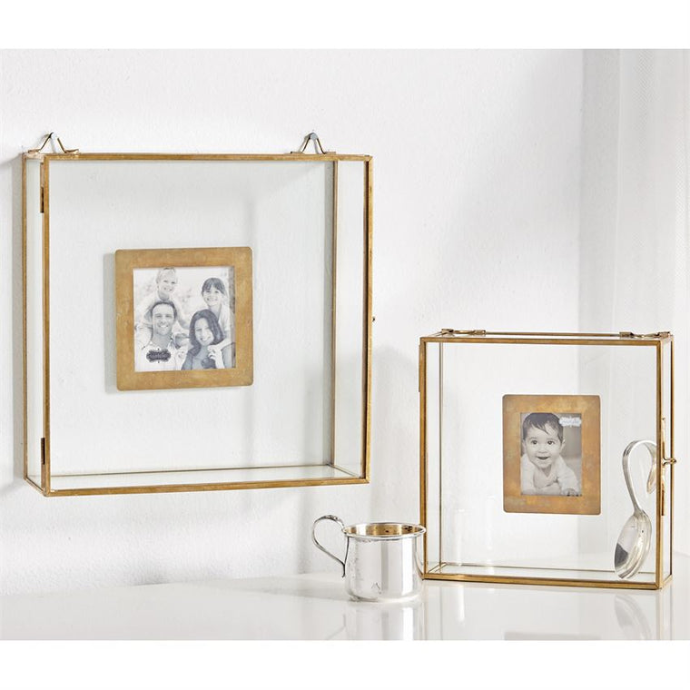 Glass Shadowbox Frame