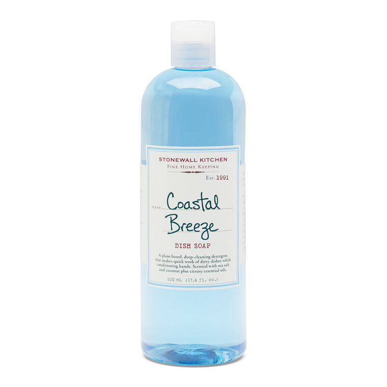 Coastal Breeze Dish Soap