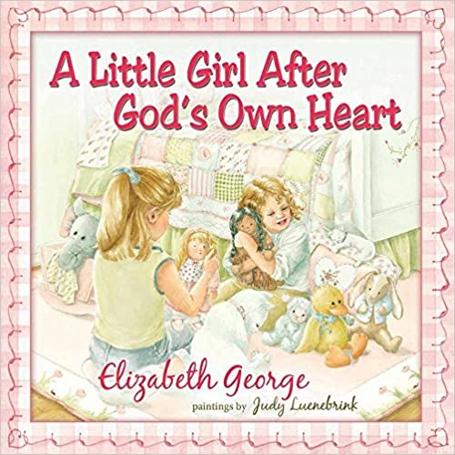 Little Girl After God's Own Heart