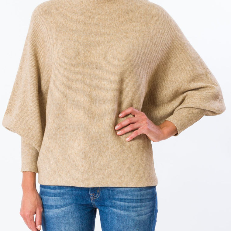 Kerisma Boatneck Rib Sweater